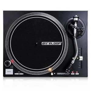 Reloop RP-4000MK2Tourne-disque DJ avec forte Torque Entraînement Direct