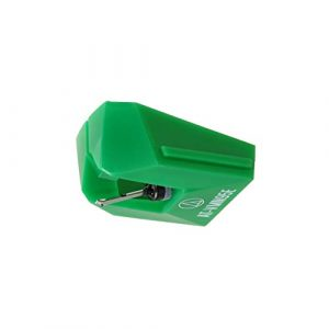 Audio TechnicaAT-VMN95E Replacment Stylus Green