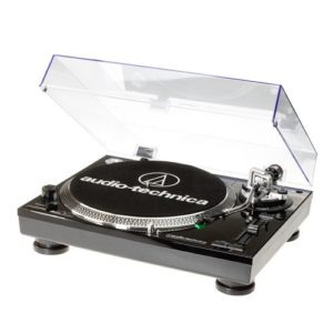 Audio-Technica AT-LP120USBCBK Direct drive audio turntable platine – platines