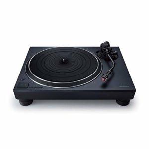 Technics SL-1500C Tourne-disque Noir