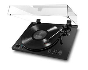 ION Audio – Pro100BT – Platine Vinyle à Entrainement – Équipement de Son et d'Enregistrement – Noir