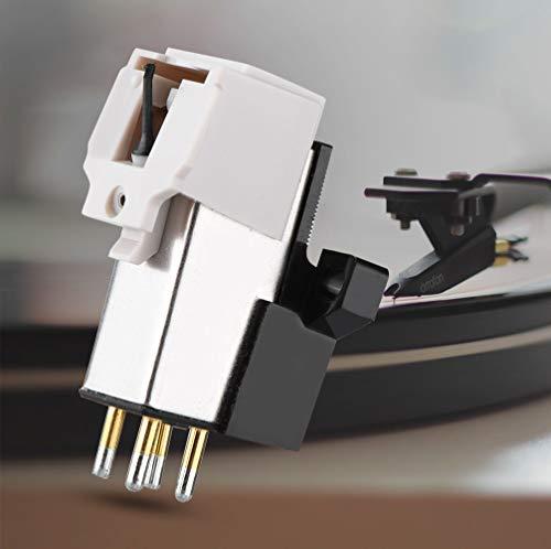 Cartridge Stylus, Magnetic Stylus, Premium Performance Excellente clarté, pour Player for Home