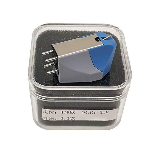 ZSooner 13 mm Magnétique mobile pour lecteur de phonographe Enregistreur Aiguilles LP Vinyle Home