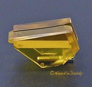 Aiguille tournante compatible avec Technics EPC-P53 EPCP53 P-22 P22 P-23 718 AMBRE