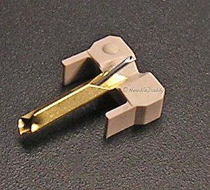 Nouveau style d'aiguille tournante pour Shure M71 M74 M75 M81 N75B M75B M75C 760-D6