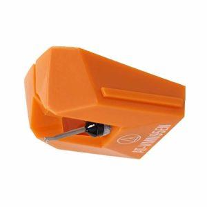 Audio Technica AT-VMN95EN Elliptical Stylus for Use with Cartridtge AT-VM95EN (Orange)