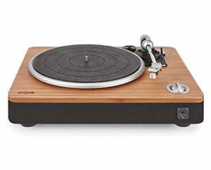 HOUSE OF MARLEY platine vinyle premium avec cartouche audiotechnica- Stir it up