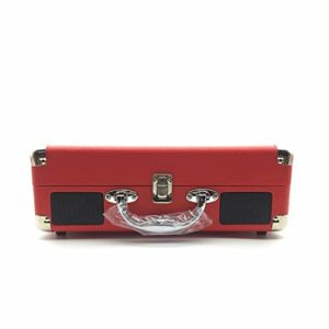 Keliour Platines Vinyles Home Furnishings phonographes Bluetooth Disque Vinyle phonographe USB Valise Retro Record Player Box phonographe 3 Vitesse Haute Qualité (Color : C3, Size : One Size)