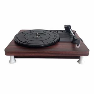 Platines Vinyles Vinyle phonographe sans Fil Bluetooth Enregistrement Simple Lecteur Phonographe Lossless Musique phonographes Haute Qualité (Color : C1, Size : One Size)