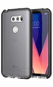 Tech21 Evo Check LG V30 Fumé/Noir
