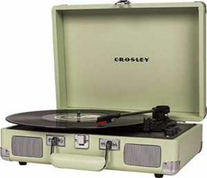 Crosley Cruiser Deluxe Portable Turntable (Mint)