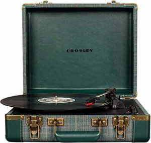 Crosley Executive Portable USB Turntable w/Bluetooth (Pine)