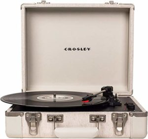 Crosley Executive Portable USB Turntable w/Bluetooth (Sand)
