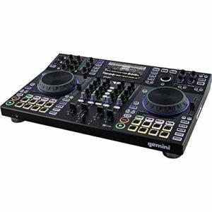 GEMINI Contrôleur et Lecteur DJ