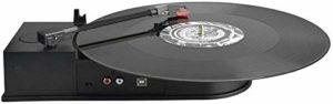 Le numérique maintenant.Mini adaptateur USB pour Vinyle, convertisseur CD en Mp3 – Convertisseur Audio, Platine de conversion – Supporte Windows / Mac