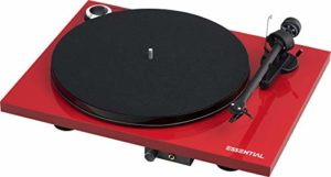 Pro-Ject Essential III HP Rouge
