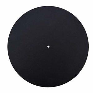 Socobeta Tapis de Protection pour Disque Vinyle de Remplacement(Thickness 2.5MM)