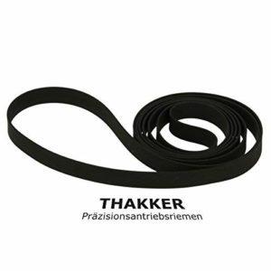 Technics SL-BD 22 Original Thakker Courroie Tourne-Disque Belt