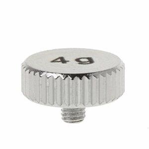 MYBOON Headshell 4g 2g Shell Poids Platine en Métal Instrument Électrique Pièces pour SL1200 SL1210 2 3 5 M5G Stylet DJ Headshell