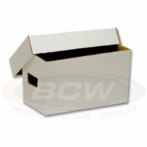 BCW 1-BX-45RPM-BOX Boîte de rangement pour disques vinyles 45 tours