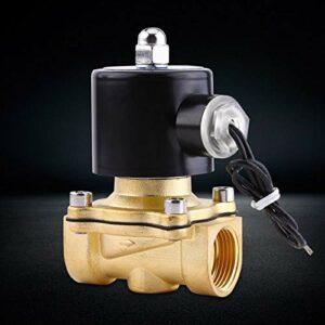 DC remplacer l'électrovanne de valve pour l'air, le tube de gaz