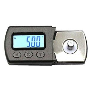 ODOUKEY-PRESENTPrecise Balance numérique Stylus Turntable force Gauge 0.01g LCD rétro-éclairage affichage pour Platines Tonearm Phono