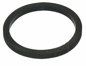 Courroie carée diamètre intérieur 37,5mm épaisseur 1mm Longueur Totale 117,81mm