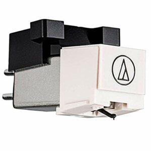 Runtodo AT3600L Cartouche MagnéTique Stylet LP Aiguille de Lecteur de Disque Vinyle pour Platine Tourne-Disque Phonographe Platenspeler Lecteur de Disques