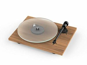 Project T1 Om 5e Noyer Platine Vinyle