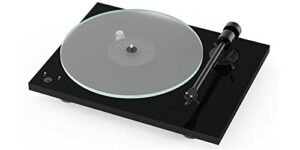 Project T1 SB Om 5e Noir Platine Vinyle